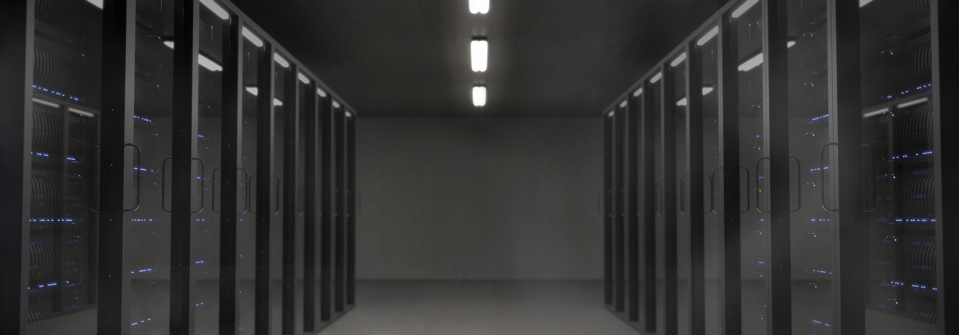 Server Room filled with Servers