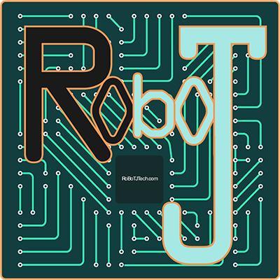 RobotJTech Company Logo
